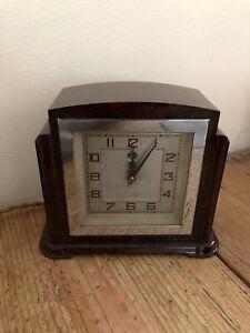 Vintage SmithsElectric Bakelite Mantle Clock