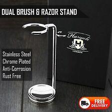 Universal Size shaving brush Hanger Holder for razor and brush stand