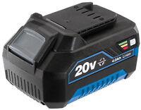 Storm Force® 20V Li-ion Battery For Power Interchange Range (4.0AH) Draper