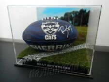 ✺Signed✺ BILLY BROWNLESS Geelong Cats Football PROOF COA 2017 Guernsey