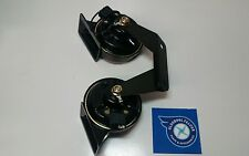 FORD FALCON 1971 XY HORN SET WITH MOUNTING BRACKETS WILL SUIT ZD ZC XB XC