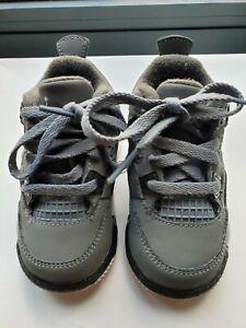 Nike Air Jordan IV 4 Cool Grey 2019 Retro BT TD Toddler Sz4C BQ7670-007