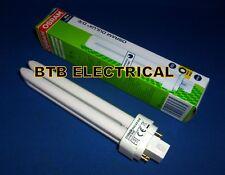26 Watt Compact Fluorescent Osram Dulux D/E 4 Pin 830 G24q-3  DDE26830 PLC