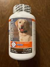 New listing Nutramax Cosequin Maximum Strength Msm - Dogs All Sizes 132 Chewable Tablet New