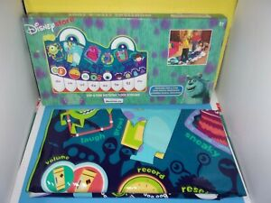 Disney Store Edition Monsters Inc Step A Tune Large Electronic Floor Keyboard