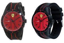 Scuderia Ferrari Hommes Analogique Quartz Montres bracelet bracelet en Silicone