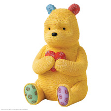 Pooh Money Bank (Knitted Effect)