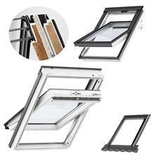 VELUX Dachfenster 55x78 CK02 Kunststoff 3-fach-Verglasung +EDZ ENERGIE -sparende