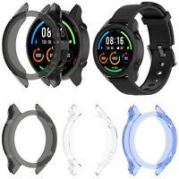 TPU Schutzhülle Rahmen Watch Case Cover Bumper für NEW Mi Watch Color Sport