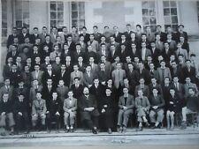 VIENNE - PHOTO CLASSE COLLEGE SAINT JOSEPH POITIERS 1946-1947 PREMIERE DIVISION