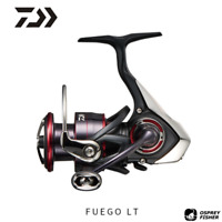 Daiwa Fuego LT Spinning Reel 6+1BB Freshwater/Saltwater Powerful Fishing Reel