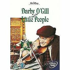Darby O'gill and The Little People 8717418075743 With Sean Connery DVD