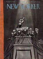 1948 New Yorker July 10 The next President of the United States - Peter Arno