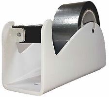 Massiver Tischabroller Weiß Klebeband Abroller für 50mm Breite Rollen 76er Kern
