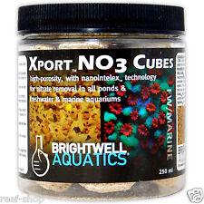 Brightwell Aquatics Xport NO3 Cubes 250 mL Nitrate Removal Cubes FREE USA SHIP!