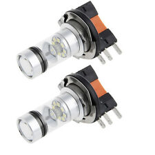 H15 20SMD LED 100W Car Auto Fog Light DRL Daytime Running Light Replacement Bulb