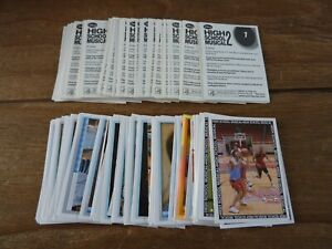 Panini Disney High School Musical 2 Stickers - 2007 - VGC! Pick Your Stickers!