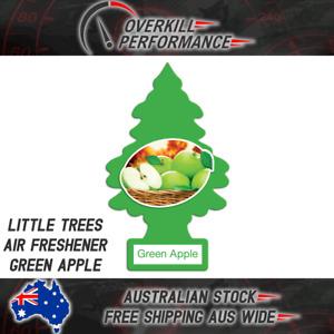 Little Trees Air Freshener Green Apple - Car Truck Taxi Uber Home Office