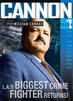 Cannon: Season 1 [New DVD] Boxed Set