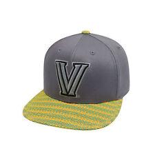 Villanova Wildcats NCAA 2 Fly Snapback Cap Hat Lid Flat Bill Brim University PA