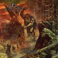 Manegarm - Vredens Tid (Re-Mastered) [CD]