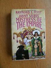 Janny Wurts; Raymond E. Feist   Mistress of the Empire   US HCDJ 1st/1st NF