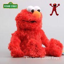 SSesame Street Elmo Plush esame Street Elmo Plush Hand Puppet Play Games Doll To