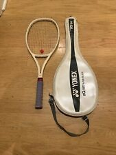 Yonex RQ-180 Wide Body Tennis Racket Racquet 4 1/4 With Carrying Case