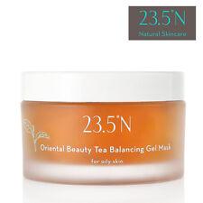 [23.5N] Oriental Beauty Tea Balancing Gel OILY SKIN Jelly Facial Mask 100ml NEW