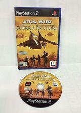 STAR WARS - LA GUERRA DEI CLONI - PLAYSTATION 2