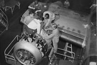 "B-25 Bomber at North American's California Plant 4""x6"" World War II WW2 Photo 33"