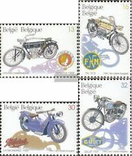 België 2667-2670 (compleet.Kwestie.) postfris MNH 1995 Oud Belgische Motorfietse