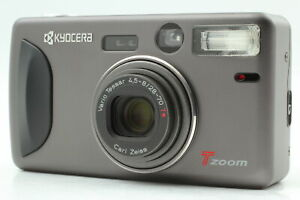 KYOCERA T Zoom YASHICA T4 Point & Shoot Compact  Camera AF JAPAN [MINT Tested]