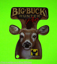 BIG BUCK HUNTER Stern 2010 ORIGINAL NOS Pinball Machine Plastic PROMO KEYCHAIN