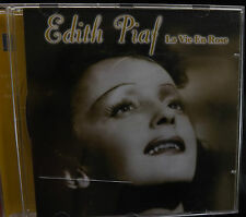 Edith Piaf - La Vie En Rose  - CD Album 2005 - Hallmark 705592