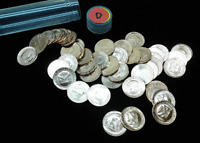 1984 - 1999 US Mint Set Token from Denver Mint / BU 1 Roll(50 coins) in a tube.