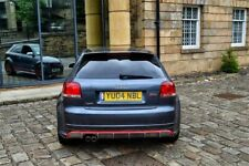 (Fits: Audi A3 3 Door 04-09) Spoiler RS3 Style