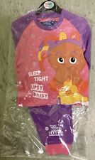 GIRLS IN THE NIGHT GARDEN PYJAMAS PJS AGE 18-24 MONTHS GIFT WINTER UPSY DAISY