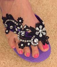 9b7998e96 Women s Bridal Wedding Flip Flops for sale