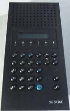 Siedle Intercom Programmiereinheit SIC 3000-0 S Systemtelefon  OVP SIC 3000-01 S