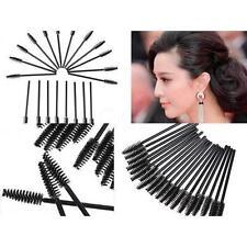 50pcs Disposable Mascara Wands Applicator Tinting Brushes For Eyelash Extension