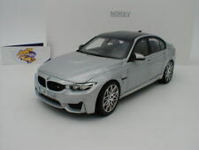 BMW M3 Competition 2017 Silver 1/18 - 183235 NOREV