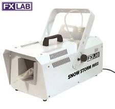 FX Lab 1200W tempeste di neve MAXI ARTIFICIALE FINTE NEVE PARTY EVENTI effetti MACCHINA