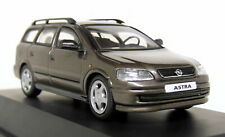 Schuco 1/43 Scale - Opel Astra G Caravan Estate Brown - Diecast Model Car