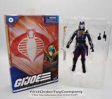 GI Joe Classified Cobra Commander Figure COMPLETE w/ Box