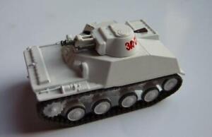 Fabbri 1:72 soviet light amphibian tank in winter camouflage T-40 №41