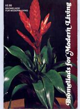 Bromeliads for Modern Living