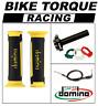 1130 TRE K Amazonas  Domino XM2 Quick Action Throttle Kit Black Yellow TUR Grips