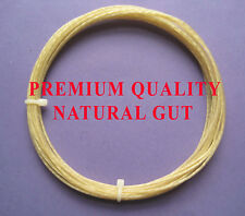 CLOCK GUT for GRANDFATHER LONGCASE or FUSEE CLOCKS - Natural gut, Best Quality