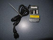 Nexans FiberSwitch 100 BM+ SM (ST) Typ II mit  4x RJ-45 PoE Switch + Stromkabel